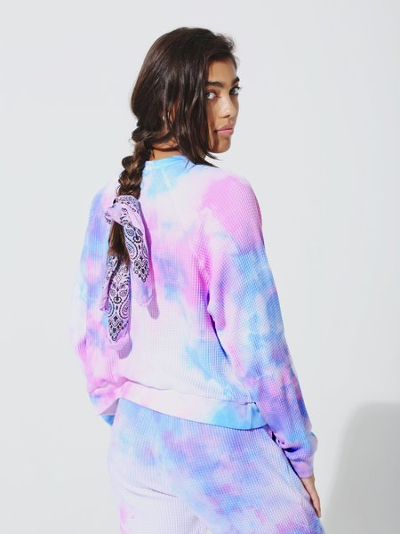 Electric & Rose Cass Pullover - Bloom Rosey