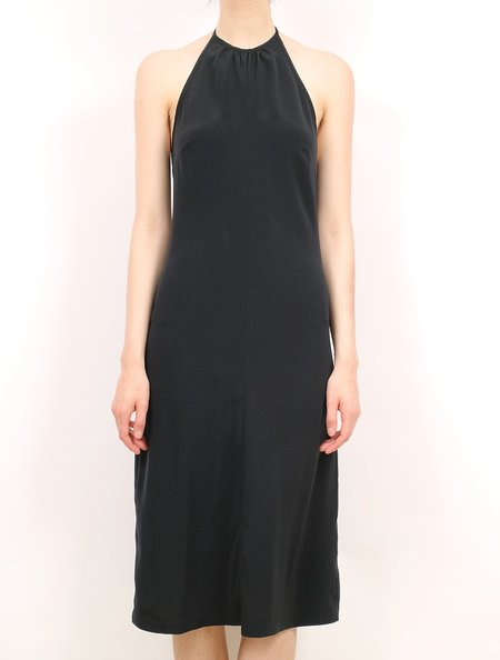 Vintage dolce & gabbana y2k dress - BLACK