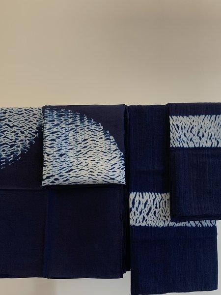Living Blue Scarf - INDIGO