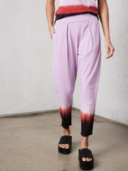 Raquel Allegra Easy Pant - Purple Horizon