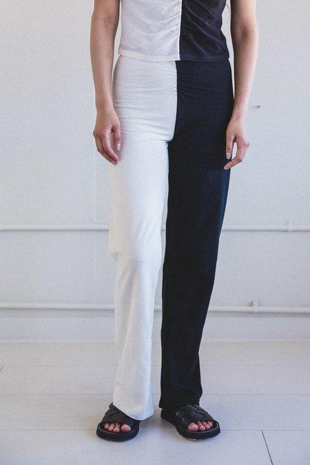 Paloma Wool DAMA LEGGINGS - Black/White