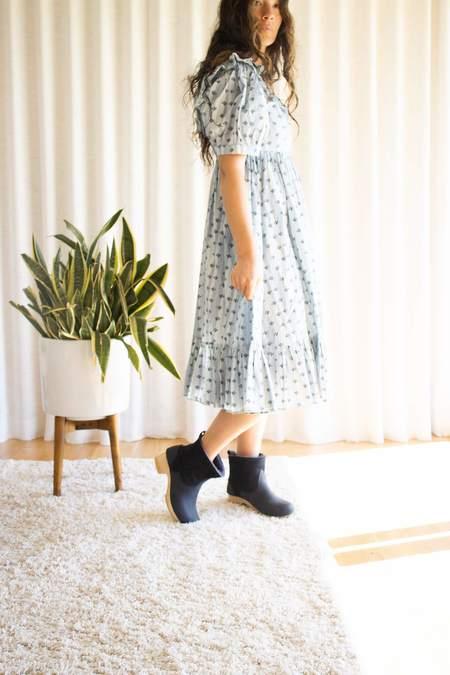 Batsheva May Dress - Blue Floral