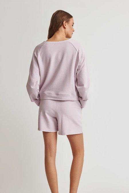 Skin Everett Sweatshirt - Lilac Haze