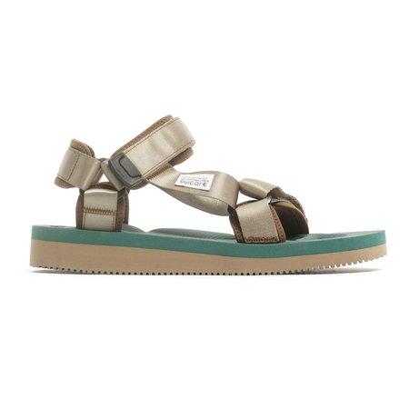 Suicoke DEPA-V2 Sandal - Khaki/Green