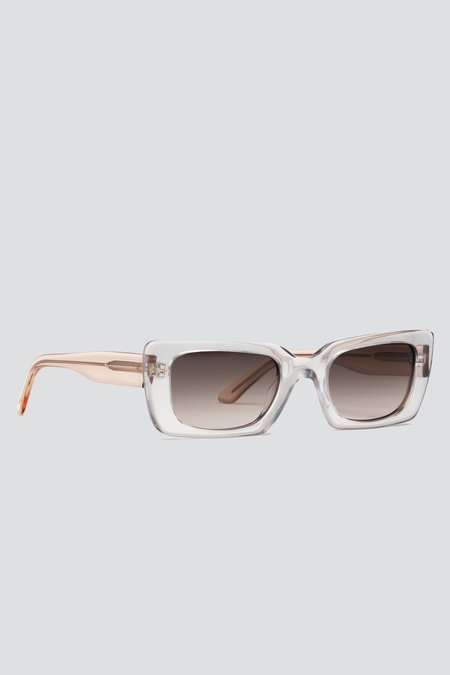 CARLA COLOUR Acetate Kenzie Sunglasses - Haze