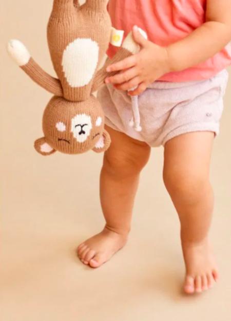 Kids Knit a Buddy Marty the Bear