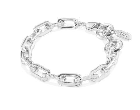 Jenny Bird Toni Bracelet Small - Silver
