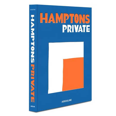 Assouline Hamptons Private Book