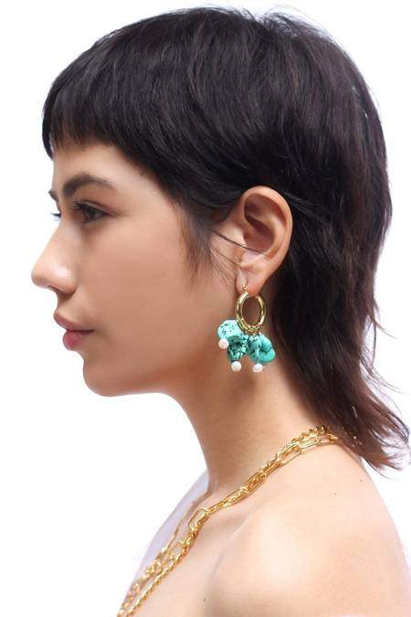 Serendipitous Project Tropic Earrings