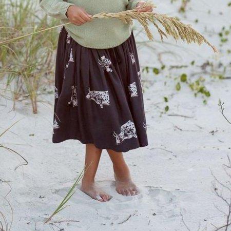 KIDS AQUARIUM KIDZ Bull Print Skirt
