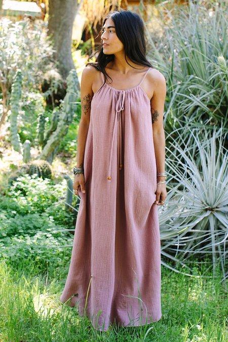 Rachel Pally Gauze Malin Dress - Mulberry