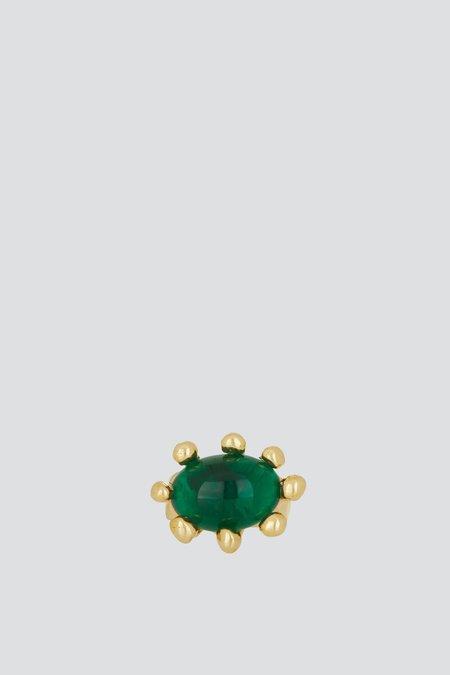Mondo Mondo Diva Ring - Emerald