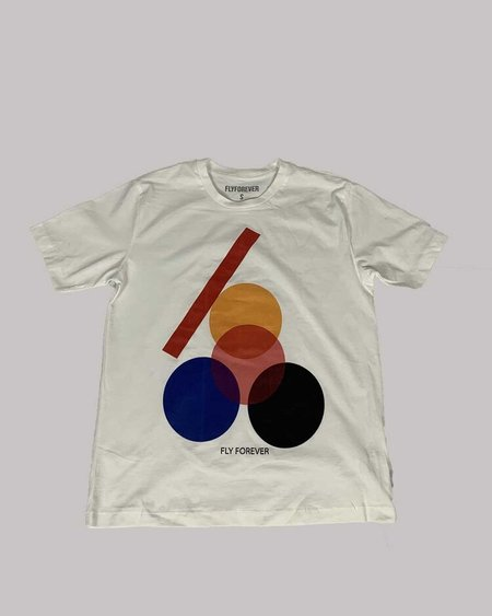 FLY FOREVER By John Paul Thomas Limited Edition Circle T-shirt