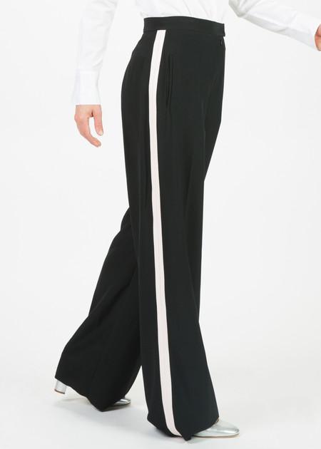 Amelia Toro Viscose Tuxedo Pants