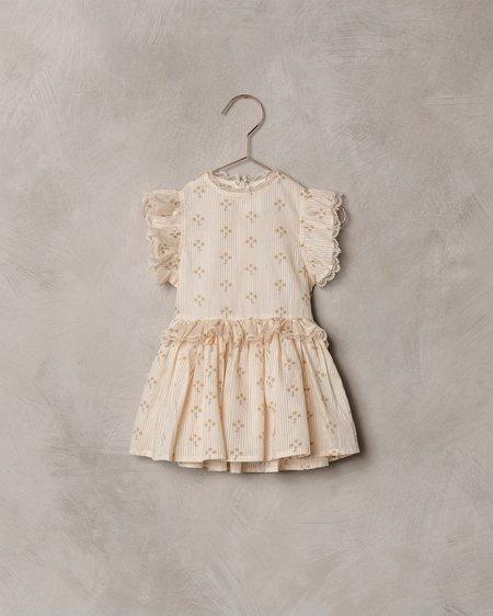 kids Noralee Alice Dress - Vintage Marigold