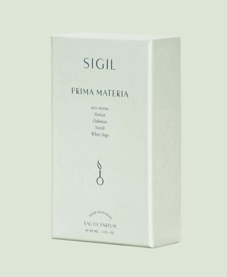 Sigil Scent Prima Materi Eau De Parfum