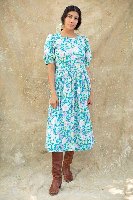 Vintage Laura Ashley Dress - Floral
