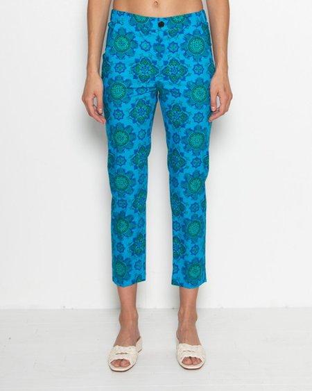 Rachel Comey Council Pants - Blue Multi