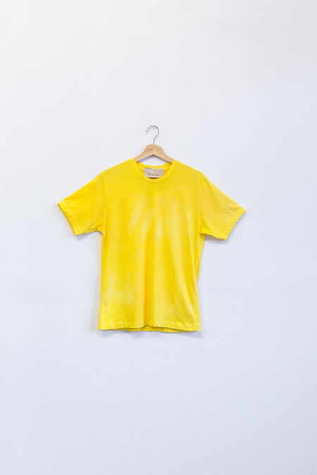 ALR YELLOW TSHIRT