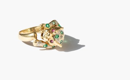 Vintage The Roar of Rozala Ring