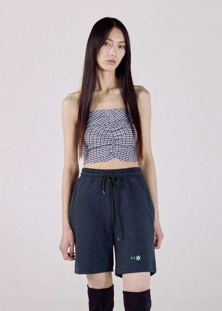 permanent vacation PV Blossom Shorts - Forest