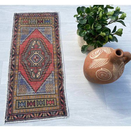 Vintage The Elevated Abode Clare Rug - Multicolor