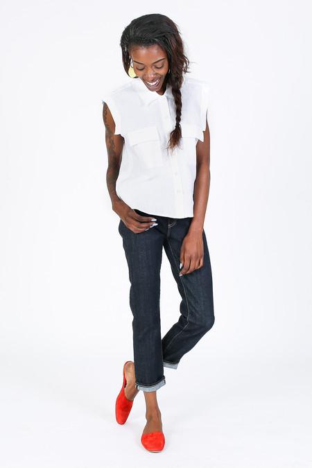 Rachel Comey Brewster Top in White