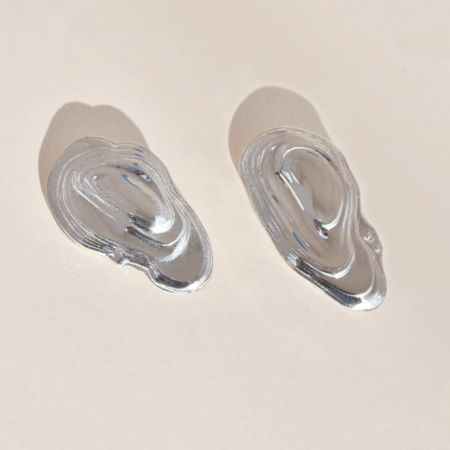 Leigh Miller Jewelry Ostra Earrings - Sterling Silver
