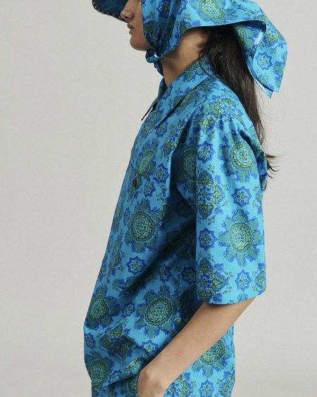 Rachel Comey Demo Shirt - Multi Blue