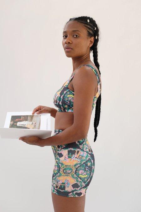 Beklina Gogo Bikini - Plate Print