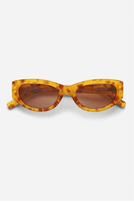 Unisex Raie Eyewear Lakota Sunglasses - Holiday Tort