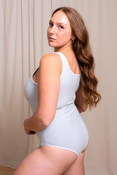 Mary Young Lani Bodysuit - blue