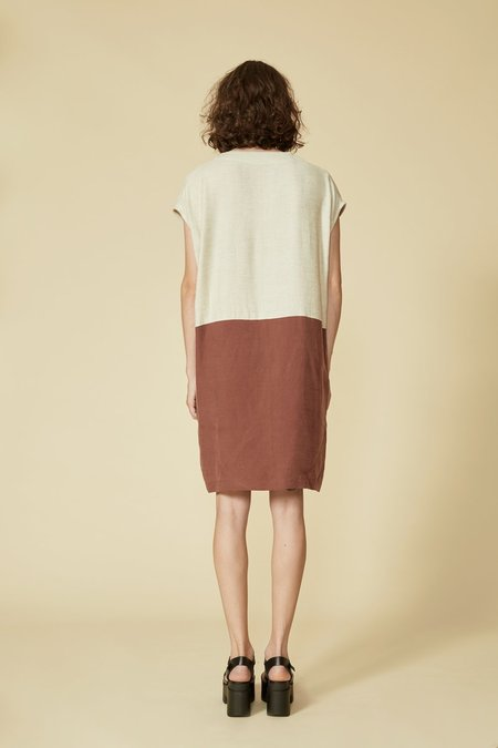 Cokluch Sandbanks Tshirt - Paprika
