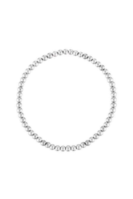 Alexa Leigh Ball Bracelet - Sterling Silver