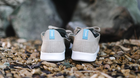Native Shoes Apollo Moc (Rocky Brown/Shell White)