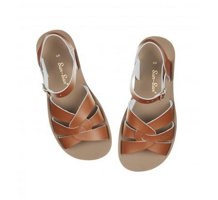 Saltwater Sandals Sun San Swimmer Sandals - Tan