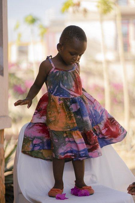 Kids Osei-Duro Esca Dress - Elaine