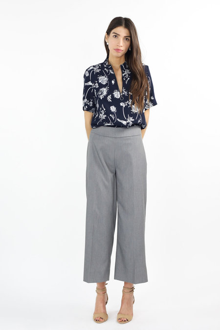 Just Female Utah Pant - Grey