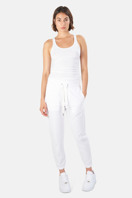 James Perse The Daily Tank Top - White