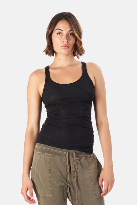 James Perse The Daily Tank Top - Black