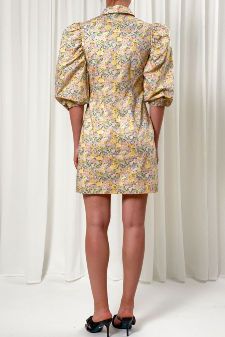 BIRGITTE HERSKIND Ami Dress - MultiColoured Flower