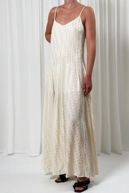 BIRGITTE HERSKIND Luna Dress - Vanilla Sun