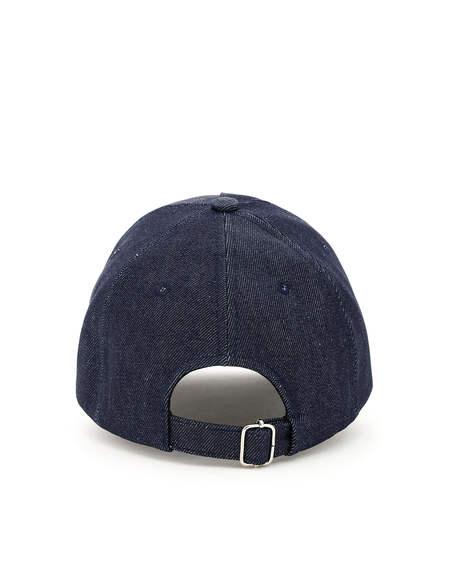 A.P.C. Logo Hat - Blue