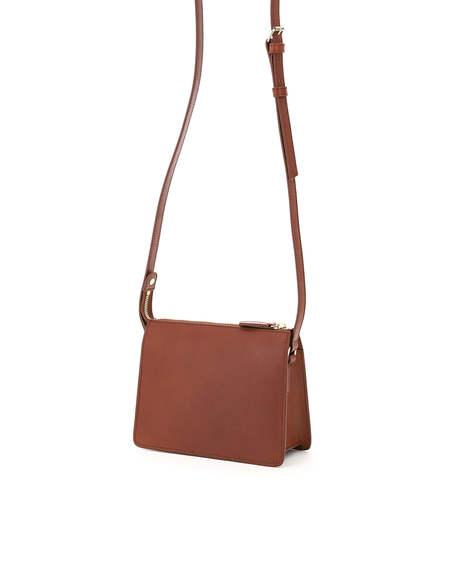A.P.C. Mini Ella Leather Bag