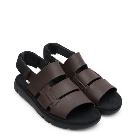 Camper Oruga MEN'S Sandal - Dark Brown