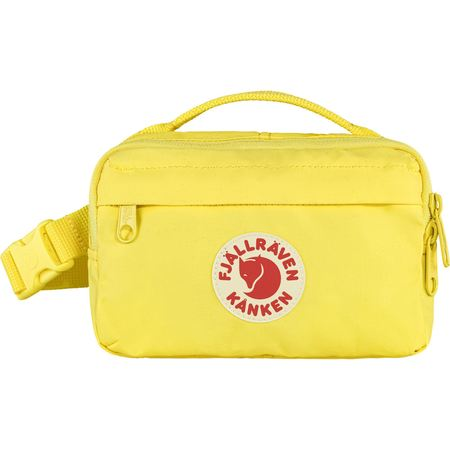 UNISEX Fjallraven Kanken Hip Pack BAG - Corn