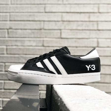 adidas x Y-3 Yohji Star Sneaker - Black
