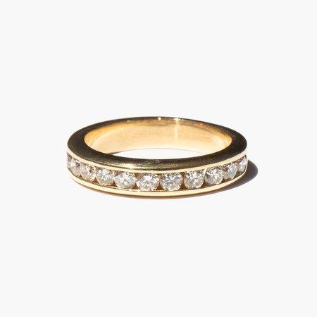 Kindred Black Chavis Ring - Gold