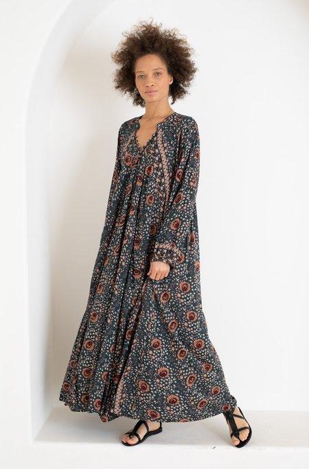 Natalie Martin Fiore Maxi Dress - Olive