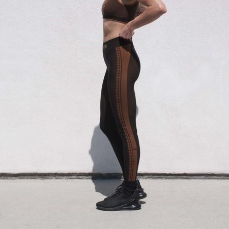 Nagnata Laya Leggings - Black / Bronze